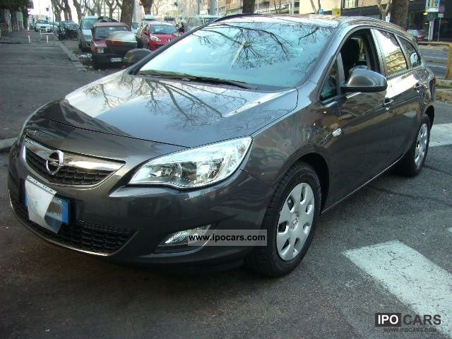 2011 opel astra 1 7 cdti 110cv sw sports tourer elective e. Black Bedroom Furniture Sets. Home Design Ideas