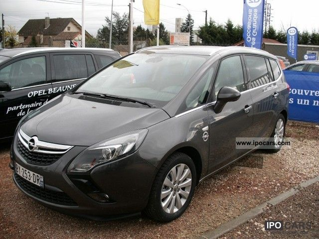 2011 opel zafira 2 0 cdti tourer cosmo 130 car photo and. Black Bedroom Furniture Sets. Home Design Ideas