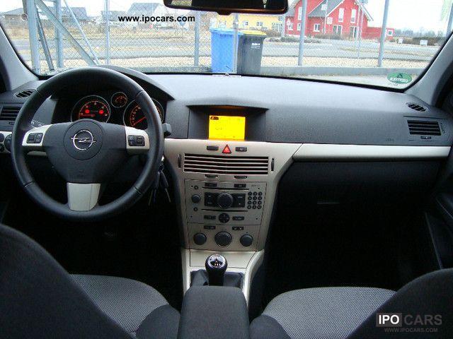 2008 Opel Astra Caravan 1 3 Cdti Klimaaut Navi 6 750