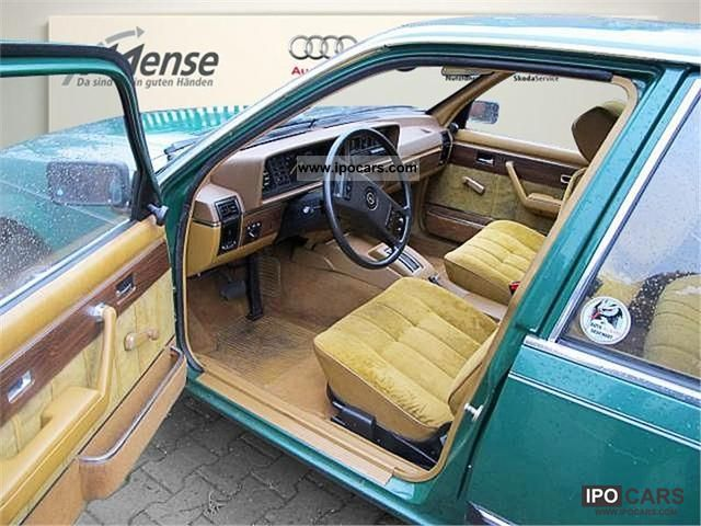 Opel  Senator A 150HP 1979 Vintage, Classic and Old Cars photo