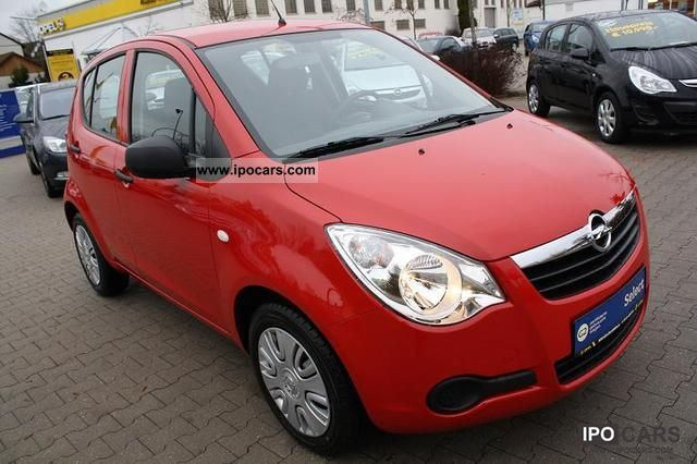 2011 opel agila b car photo and specs. Black Bedroom Furniture Sets. Home Design Ideas