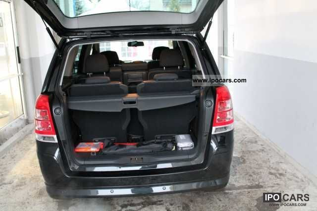 2011 opel zafira 1 8 family plus air at xenon park pilot. Black Bedroom Furniture Sets. Home Design Ideas