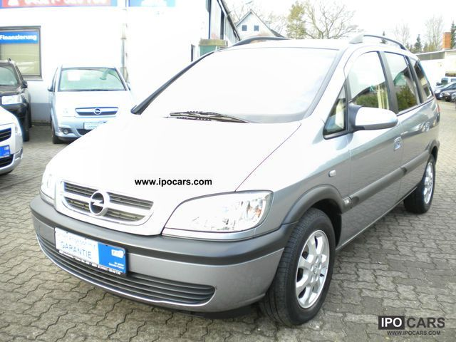 2005 opel dti zafira 2 0 njoy car photo and specs. Black Bedroom Furniture Sets. Home Design Ideas