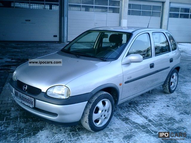 2000 opel corsa 1 2 easytronic related infomation specifications weili automotive network. Black Bedroom Furniture Sets. Home Design Ideas