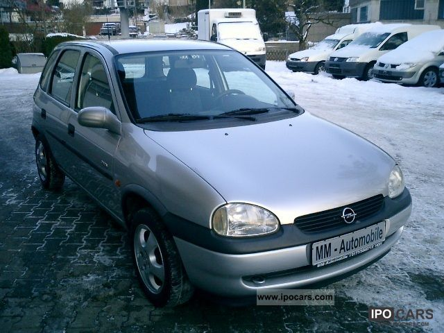 2000 opel corsa edition 2000 car photo and specs. Black Bedroom Furniture Sets. Home Design Ideas