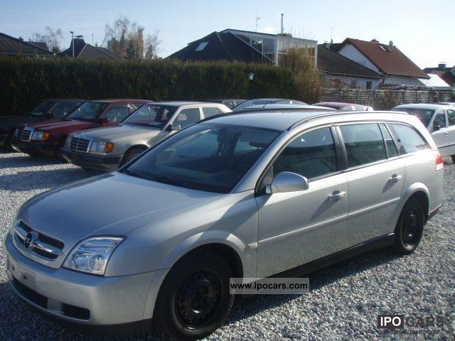 2005 Opel  Vectra Caravan 2.0 DTI Estate Car Used vehicle photo