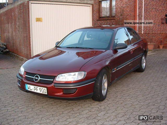 1994 Opel  Omega 2.0 Limousine Used vehicle photo
