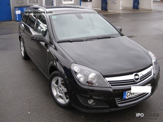 2008 Opel Astra Caravan 1 6 Turbo Cosmo Car Photo And Specs
