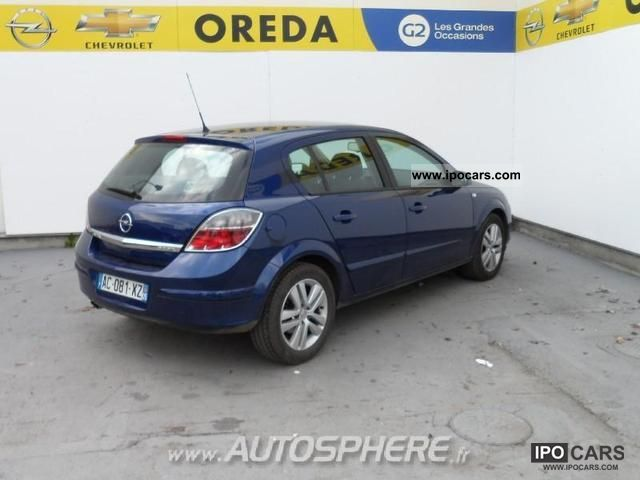 2009 opel astra 1 7 cdti110 magnetic ecof 5p car photo. Black Bedroom Furniture Sets. Home Design Ideas