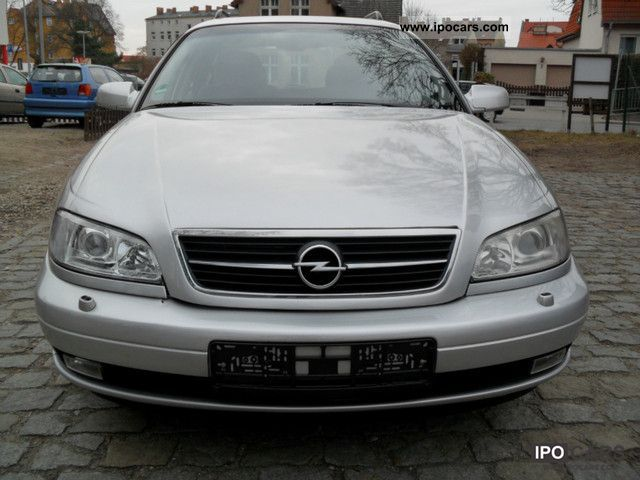 Opel omega b p0335