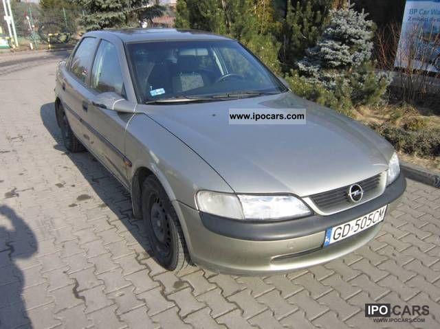 1996 Opel  Vectra AUTOMATIC, GAZ, 111tys km PRZEBIEGU Limousine Used vehicle photo