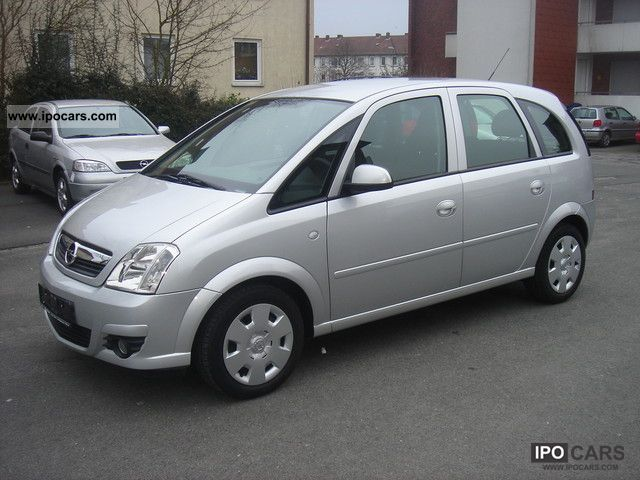 2008 opel meriva 1 4 1 hand only 16 000 km run car photo and specs. Black Bedroom Furniture Sets. Home Design Ideas