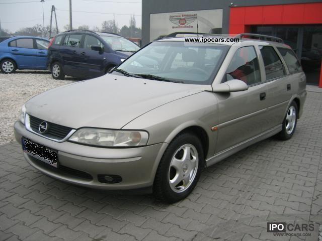 1999 Opel  Vauxhall Vectra VERTRA LIFT Estate Car Used vehicle photo