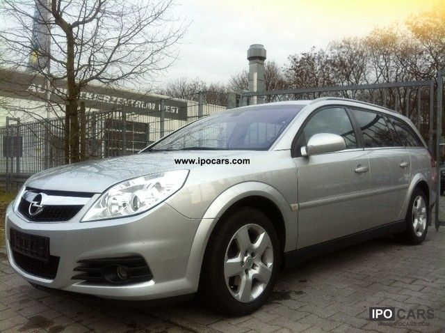 Opel  Caravan Vectra 1.8 * AIR * NAVI * LPG GAS * SITZHEIZ * 2006 Liquefied Petroleum Gas Cars (LPG, GPL, propane) photo