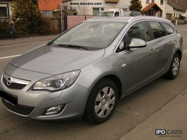 2011 opel astra 1 7 cdti j st innovation car photo and specs. Black Bedroom Furniture Sets. Home Design Ideas