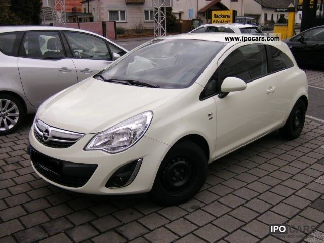 2011 opel corsa d 1 4 3 door satellite car photo and specs. Black Bedroom Furniture Sets. Home Design Ideas