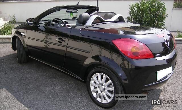 2005 opel twintop tigra 1 4 c c car photo and specs. Black Bedroom Furniture Sets. Home Design Ideas