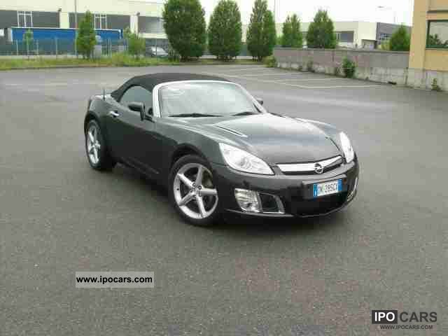 2007 Opel  GT 2.0 Turbo 16V Cabrio / roadster Used vehicle photo