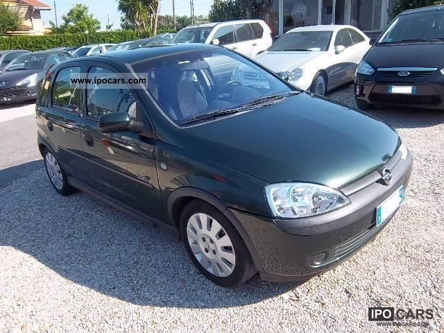 2002 opel corsa 1 7 dti elegance car photo and specs. Black Bedroom Furniture Sets. Home Design Ideas