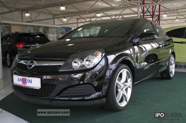 2007 opel astra gtc 1 8 sport car photo and specs. Black Bedroom Furniture Sets. Home Design Ideas