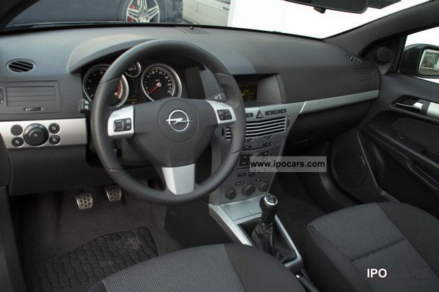 ... 2007 Opel Astra GTC 1.8 Sport \ Limousine Used vehicle photo 8