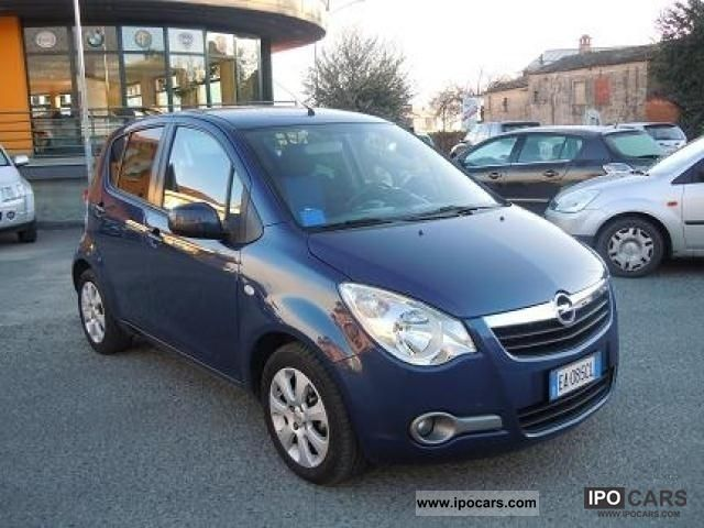 2010 opel agila 1 3 dci 12 garanzia mesi 4 gomme nuove car photo and specs. Black Bedroom Furniture Sets. Home Design Ideas