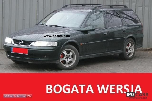 1999 Opel  Vectra --- AIR - XSENON --- Other Used vehicle photo