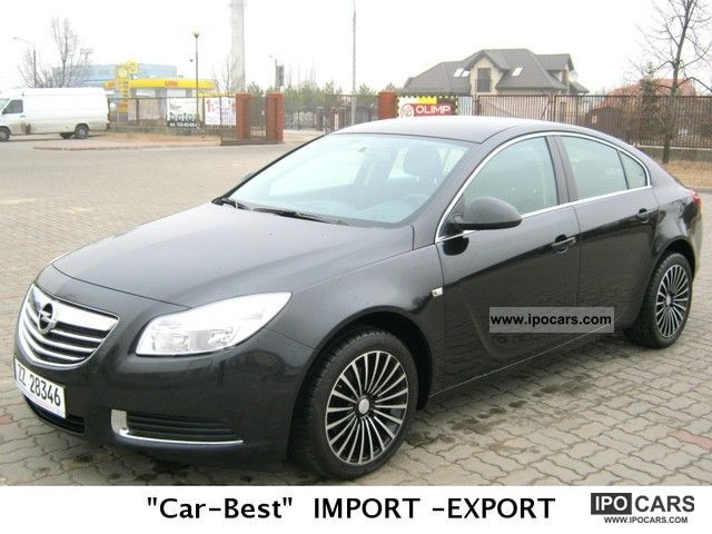 2009 Opel  2.0CDTI NOWY-JAK-100%-Oryginal Insignia Limousine Used vehicle photo