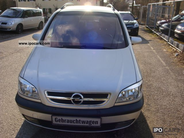 2003 opel zafira 2 2 dti elegance car gps apc car photo and specs. Black Bedroom Furniture Sets. Home Design Ideas