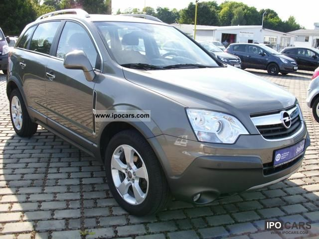 2007 opel antara 2 0 cdti cosmo car photo and specs. Black Bedroom Furniture Sets. Home Design Ideas