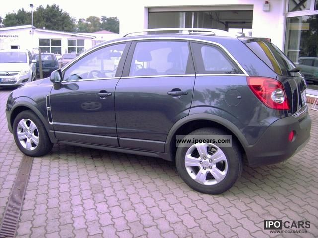 2007 opel antara 2 0 cdti edition car photo and specs. Black Bedroom Furniture Sets. Home Design Ideas