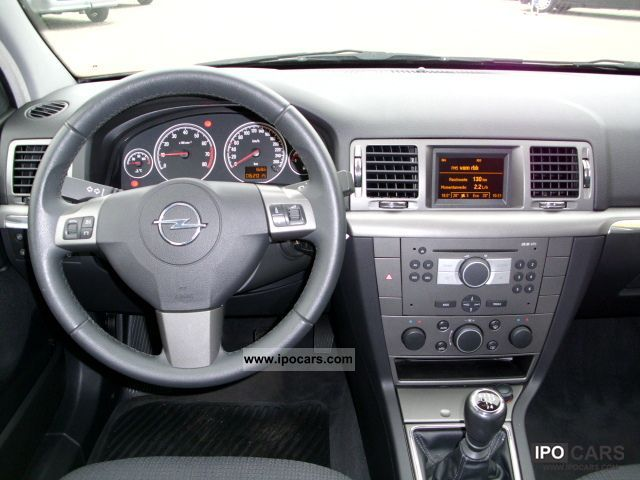 2006 Opel Vectra C 1 8 Edition Car Photo And Specs