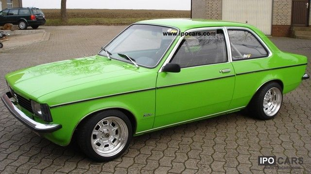 Opel  Kadett C Limo 1979 Vintage, Classic and Old Cars photo