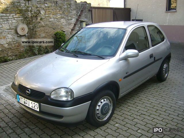 2000 opel corsa 16v car photo and specs. Black Bedroom Furniture Sets. Home Design Ideas