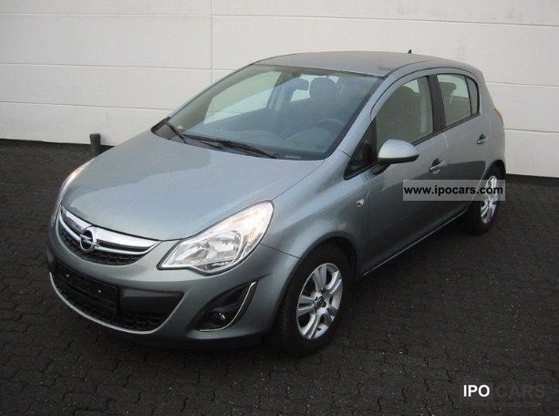 2011 Opel  16V 85HP, Spec.Ed., AIR, TEMPOM, e-Fh, CD, ALU16 \ Small Car Used vehicle photo