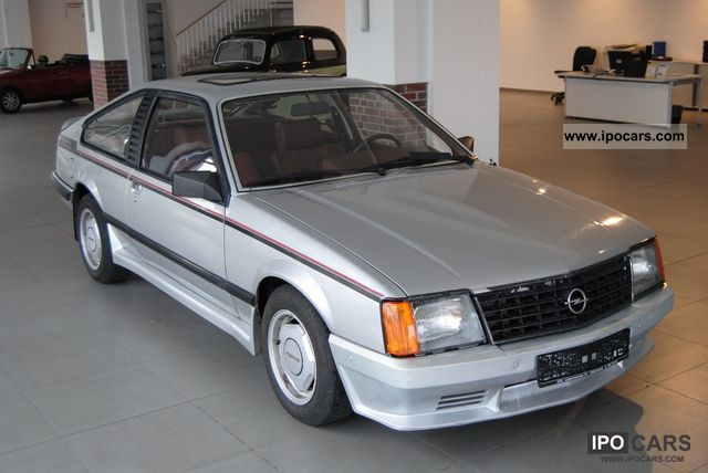 Opel  MONZA - A - 3.0 D + AUTO + TUV + AU NEW! 1978 Vintage, Classic and Old Cars photo