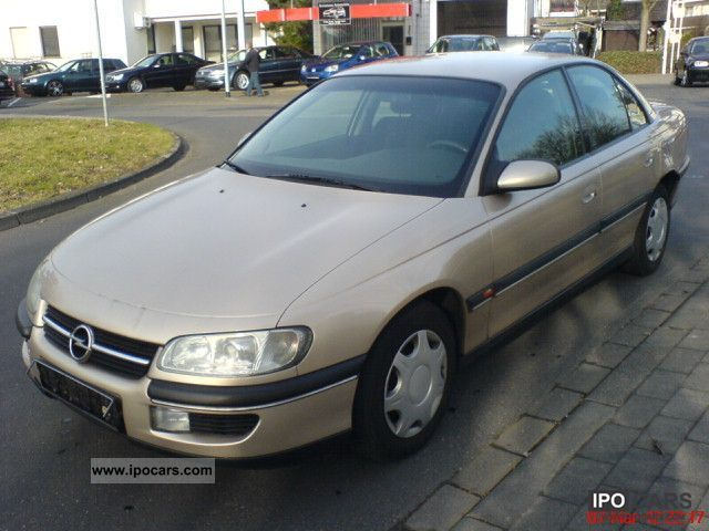 1999 opel omega 2 5 td car photo and specs. Black Bedroom Furniture Sets. Home Design Ideas