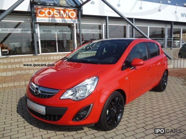 2011 opel corsa d 1 4 color edition 17 lm climate climate car photo and specs. Black Bedroom Furniture Sets. Home Design Ideas