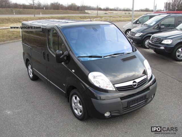 2008 opel vivaro 2 5 cdti dpf westfalia life multivan car photo and specs. Black Bedroom Furniture Sets. Home Design Ideas