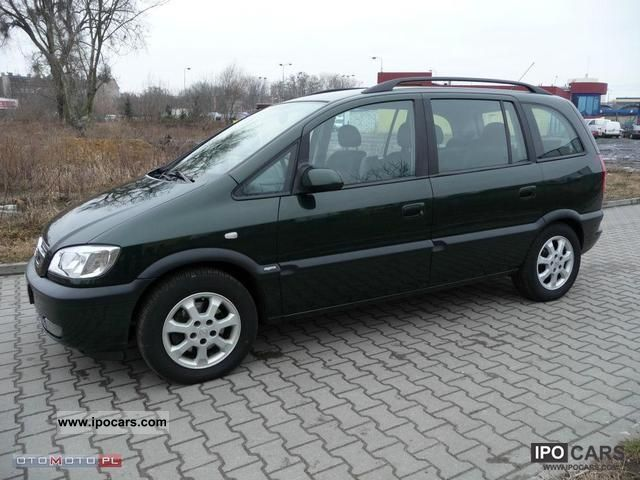 2003 opel zafira car photo and specs. Black Bedroom Furniture Sets. Home Design Ideas
