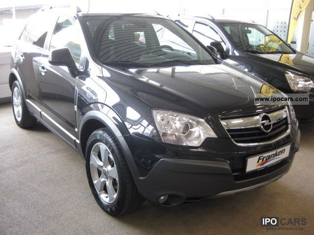 2008 Opel  Antara 3.2 V6 4x4 Cosmo, leather, Navi, Sunroof! Off-road Vehicle/Pickup Truck Used vehicle photo