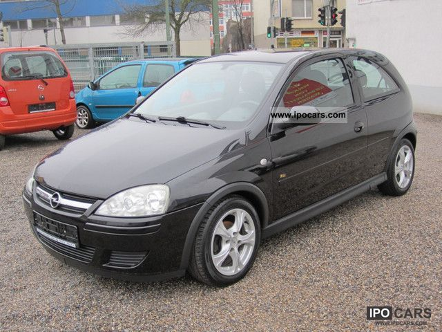 2005 opel corsa c 1 0 12v air edition aluminum cd car photo and specs. Black Bedroom Furniture Sets. Home Design Ideas