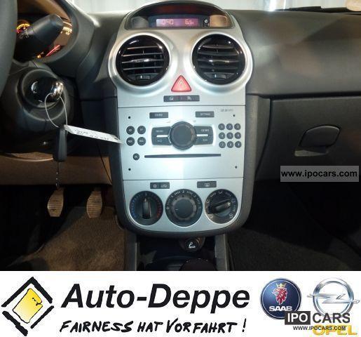 2011 Opel Corsa 3-door 1.4 Twinport Satellite