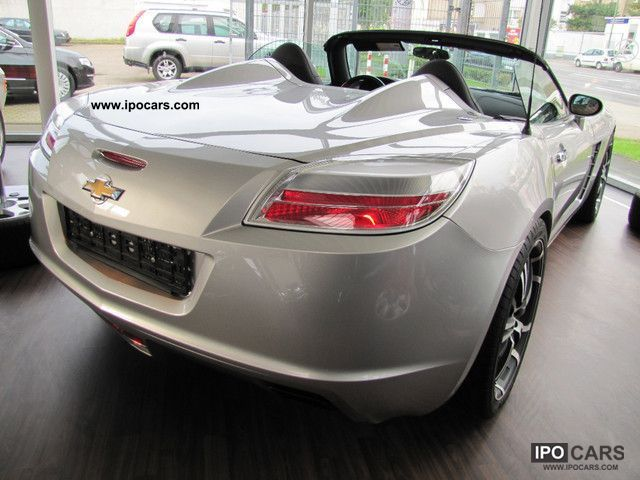 2008 Opel Gt 2 0 Turbo Car Photo And Specs