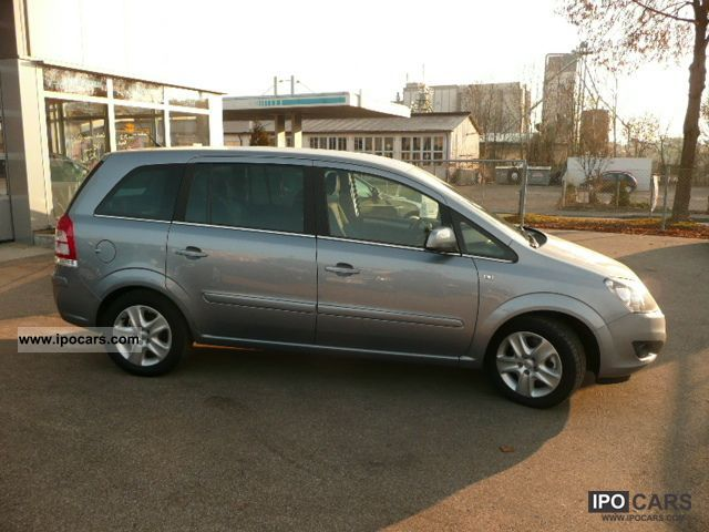 2011 opel zafira 1 7 cdti ecoflex edition eu5 klimatr navigation car photo and specs. Black Bedroom Furniture Sets. Home Design Ideas