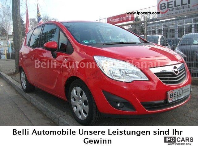 2010 Opel Meriva 1.4 Ecoflex Selection New Model! Van / Minibus Used ...