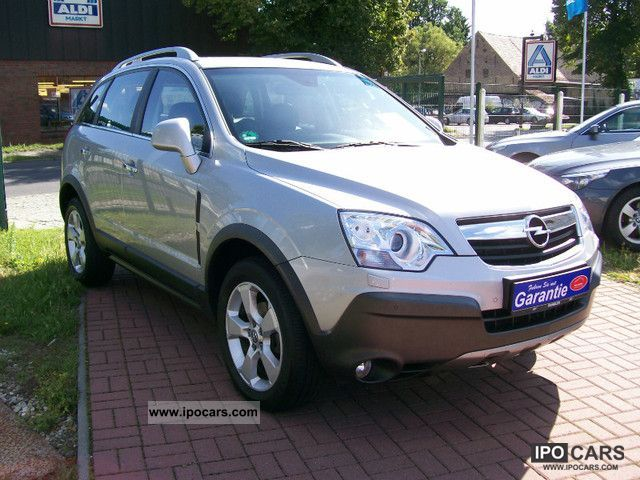 2007 opel antara 2 0 cdti leather navigation system. Black Bedroom Furniture Sets. Home Design Ideas