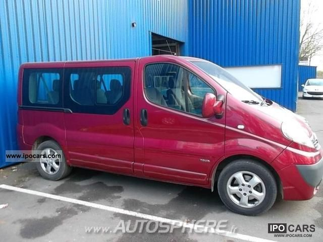 2008 opel vivaro tour 2 0 pack clim cdti115 c1 car photo. Black Bedroom Furniture Sets. Home Design Ideas