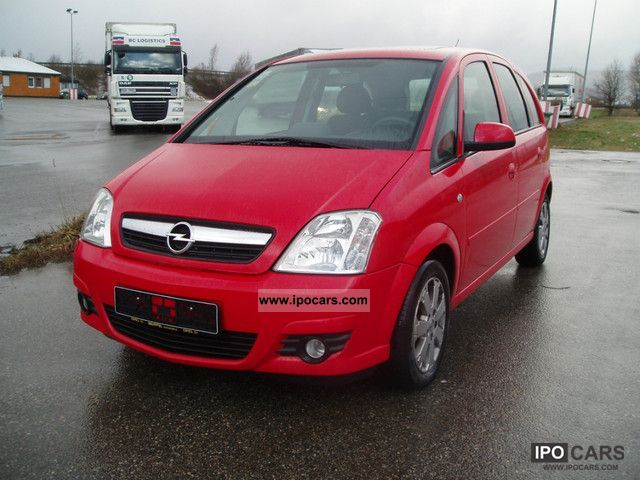 2008 opel meriva 1 7 cdti dpf cosmo net eur car photo and specs. Black Bedroom Furniture Sets. Home Design Ideas