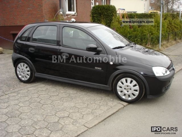 2002 opel corsa 1 7 dti 16v climate control sh mfl navi t vneu car photo and specs. Black Bedroom Furniture Sets. Home Design Ideas
